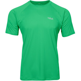 Rab Force Shortsleeve Shirt Men green